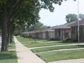 Carpenter Avenue homes