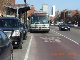Silver Line in Boston