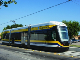 Dallas Streetcar by Brookville Equipment Corp.