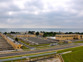 South Shore Wastewater Treatment Plant