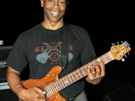 Kevin Eubanks, guitarist and prolific composer was the former band leader of The Tonight Show for 18 years