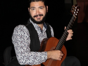 1st Place in the Classical competition at the 2017 Wilson Center Guitar Festival went to Silviu Ciulei, Greenville, SC