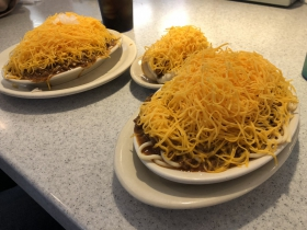 Cincinnati Chili at Camp Washington