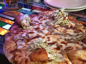 Pizza at Magellan's