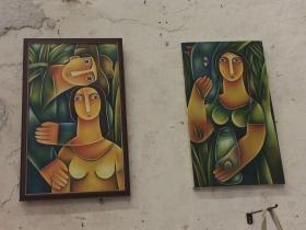 Art in Galeria Taller