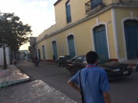 A street in Cuba