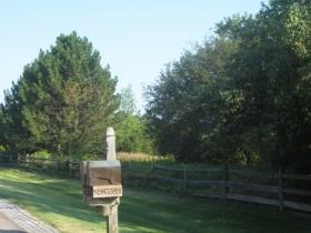 Willie G. Davidson's mailbox.
