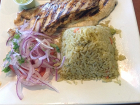 "On the Menu at Chef Paz: Peruvian Icon,"" Arroz con Pollo"