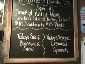 Welcome to Double B's Specials