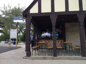 Estabrook Park Beer Garden