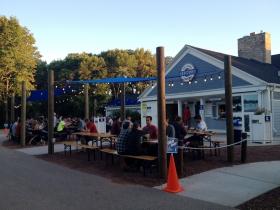 Hoyt Park Beer Garden