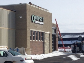 Outpost's New Location on Mequon Road