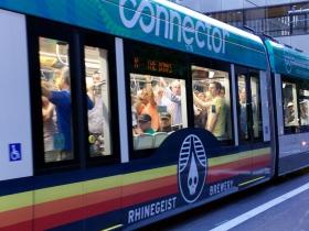 Cincinnati Bell Connector Opening
