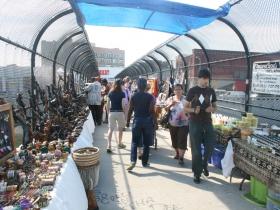 Pedestrian Bridge Market