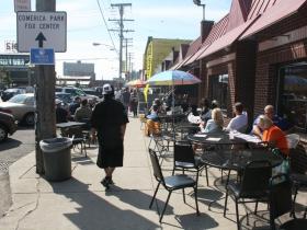 Eastern Market Side Street