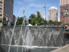 Woodward Fountain