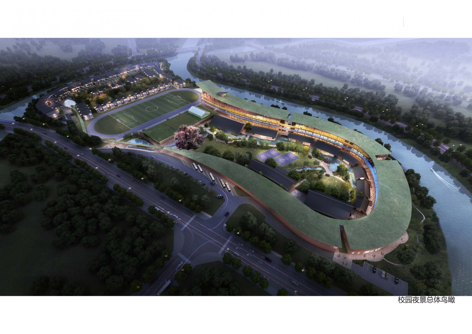 Xiang Lake Academy Design