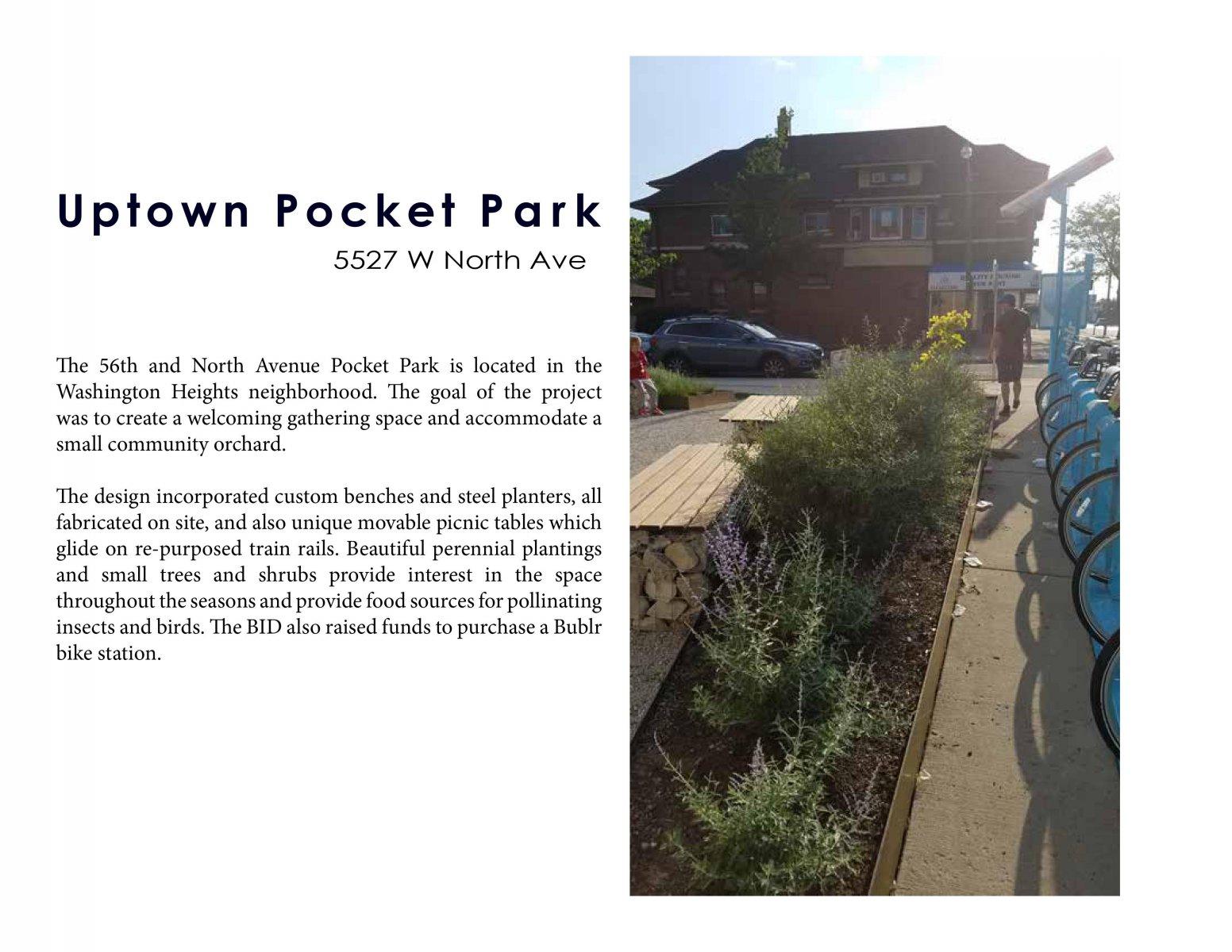 Uptown Pocket Park