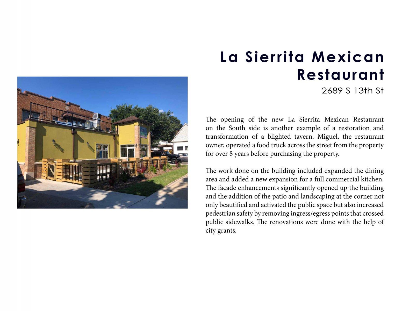 La Sierrita Restaurant