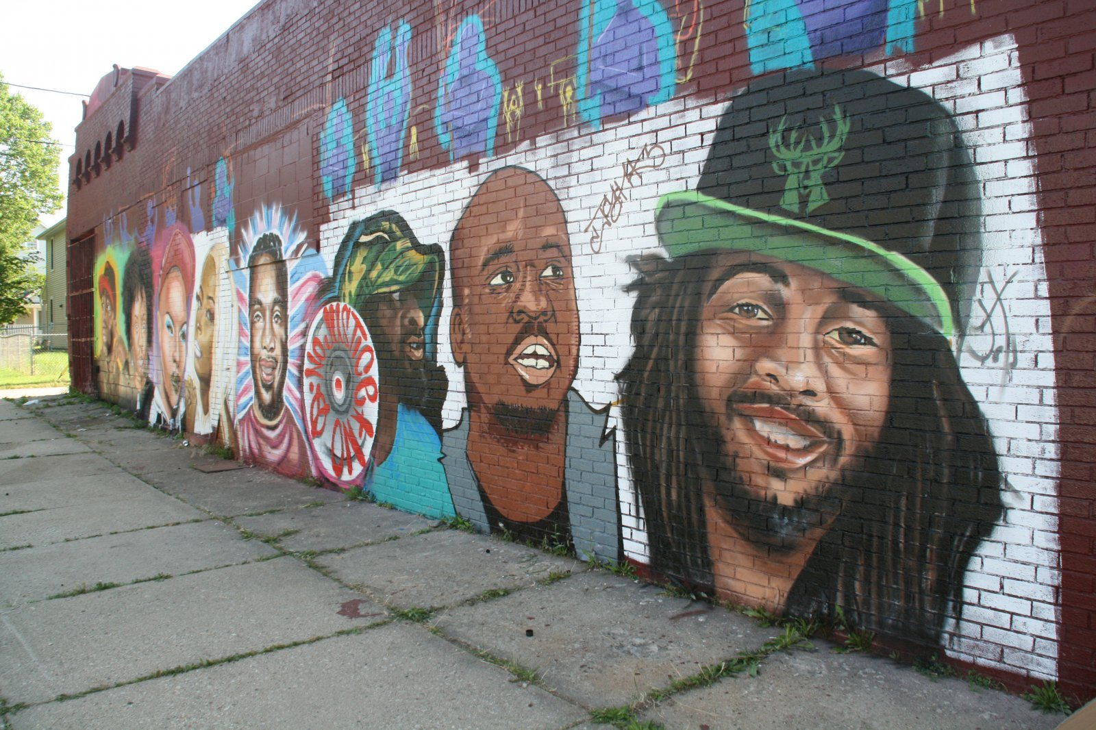 14th and Vliet Mural