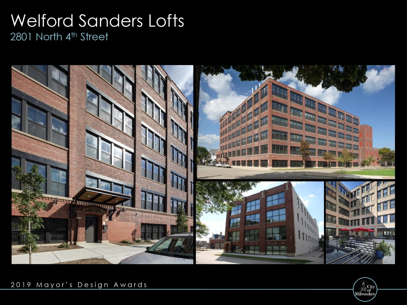 Welford Sanders Lofts