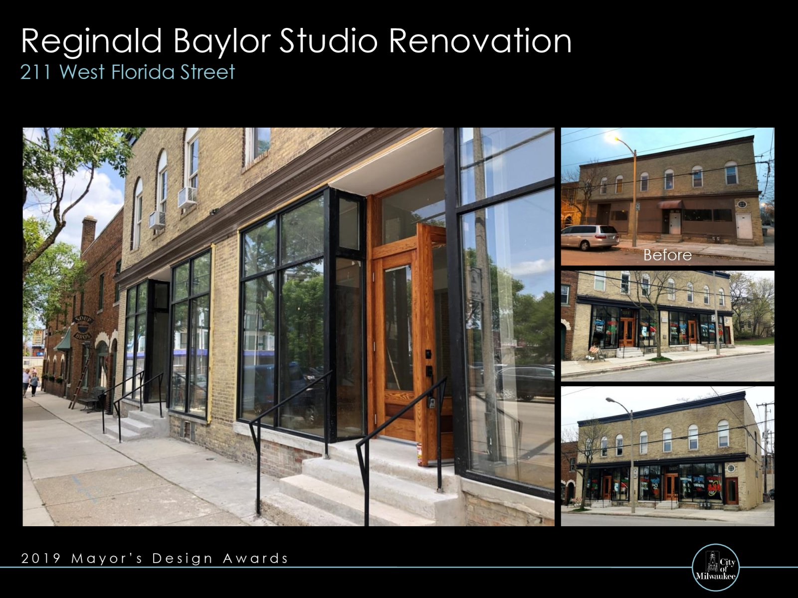 Reginald Baylor Studio