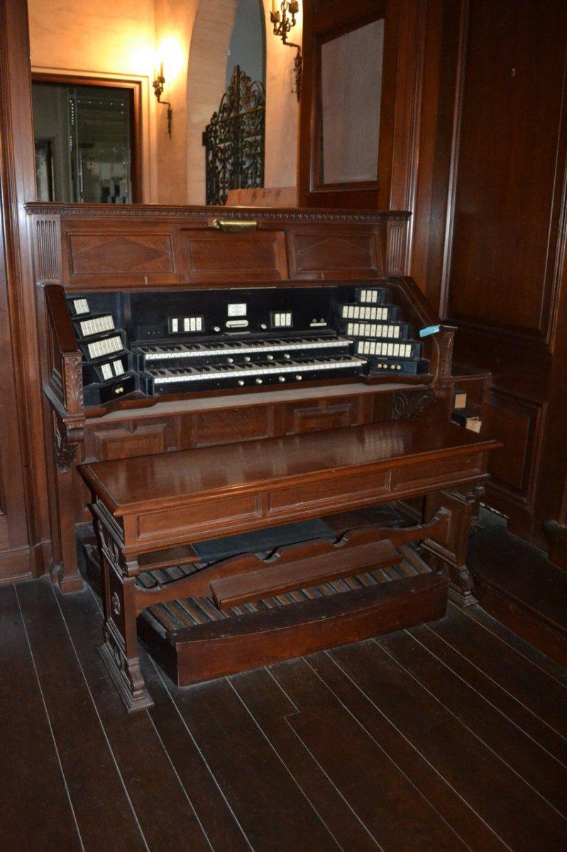 Albright Mansion Interior
