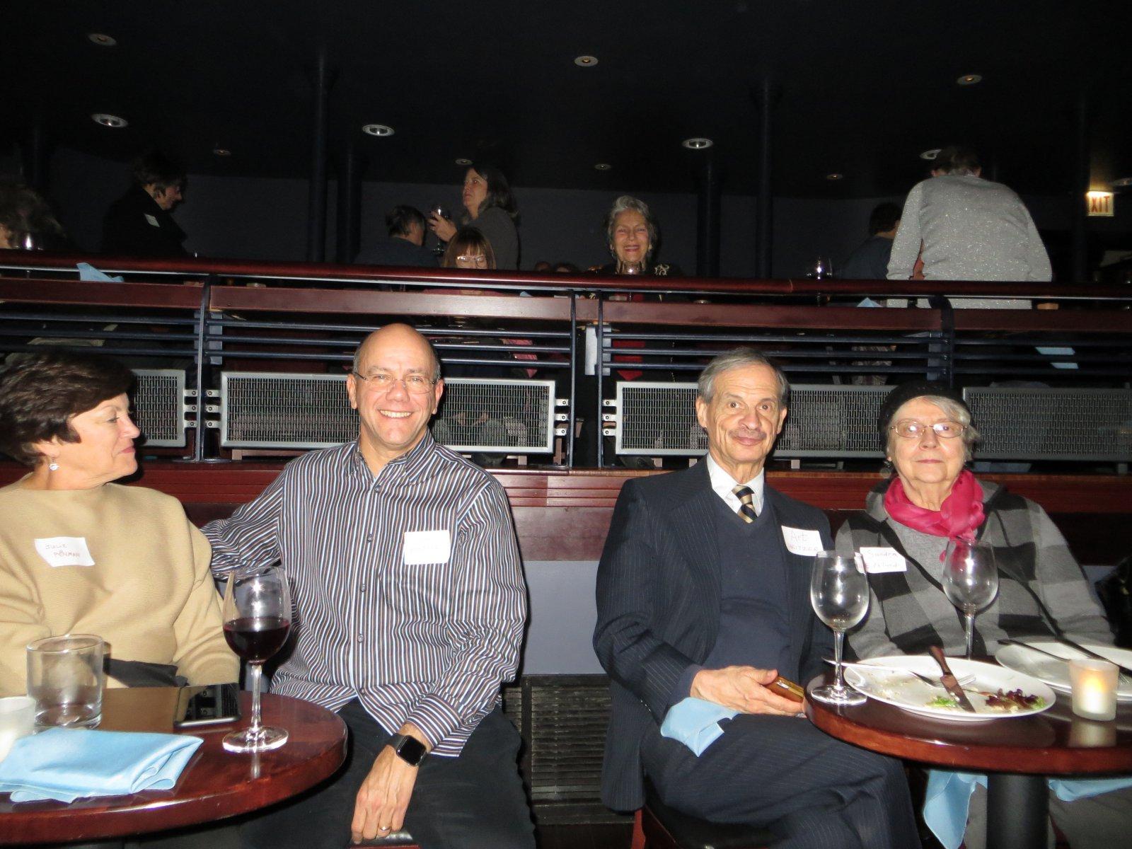 Julie Penman, Jeff Bentoff, Art Heitzer and Sandra Edhlund