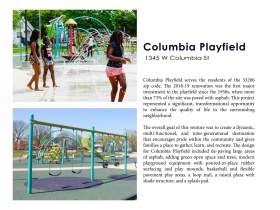 Columbia Playfield