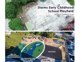 Starms Early Childhood School Playfield