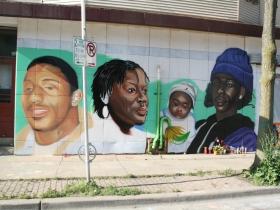 Dontre Hamilton, Sandra Bland and Sylville Smith.