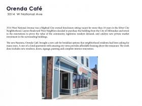 Orenda Cafe