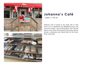 Johanna's Cakes and Desserts Cafe