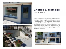 Charles E. Fromage
