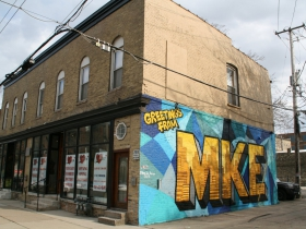 Greetings From MKE Mural