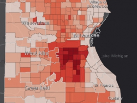 June 14 COVID-19 Milwaukee County - All Cases