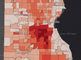 June 19 COVID-19 Milwaukee County - All Cases