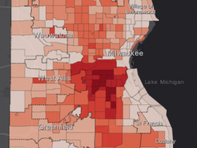June 22 COVID-19 Milwaukee County - All Cases
