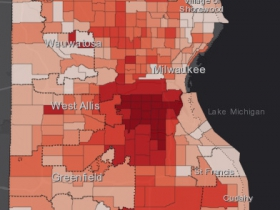 June 27 COVID-19 Milwaukee County - All Cases