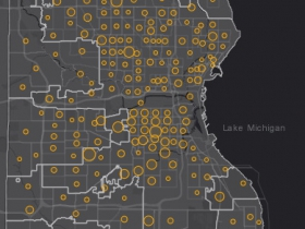 July 3 COVID-19 Milwaukee County - New Cases in Last 7 Days