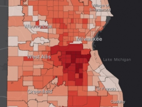 July 3 COVID-19 Milwaukee County - All Cases