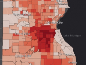 July 11 COVID-19 Milwaukee County - All Cases