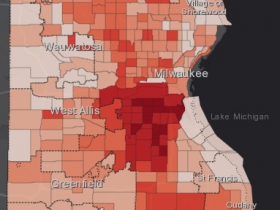 July 12 COVID-19 Milwaukee County - All Cases