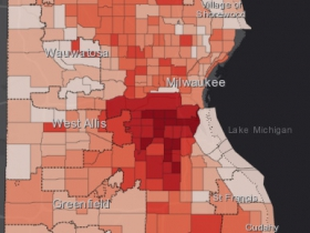July 14 COVID-19 Milwaukee County - All Cases