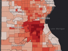 July 16 COVID-19 Milwaukee County - All Cases