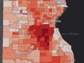 July 17 COVID-19 Milwaukee County - All Cases