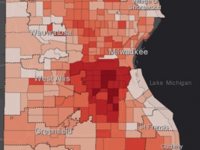 July 18 COVID-19 Milwaukee County - All Cases