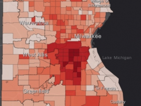 July 19 COVID-19 Milwaukee County - All Cases
