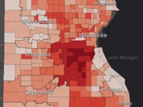 July 21 COVID-19 Milwaukee County - All Cases