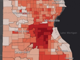 July 24 COVID-19 Milwaukee County - All Cases